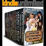 Mail Order Bride: Fourteen Western Brides Mega Boxed Set