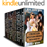 Mail Order Bride: Fourteen Western Brides Mega Boxed Set