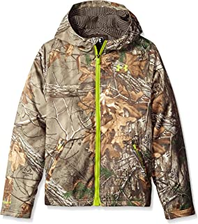 under armour youth camo jacket
