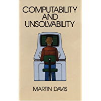 Computability and Unsolvability (Dover Books on Computer Science) (English Edition)