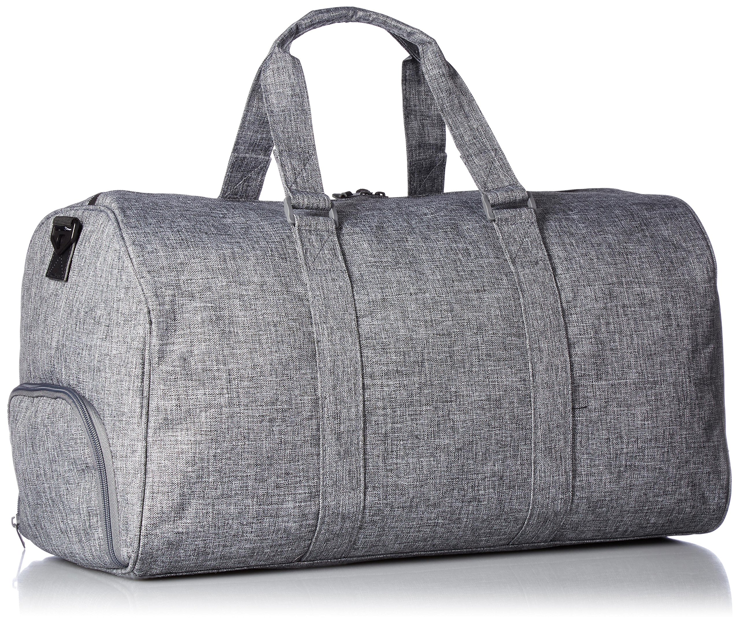Herschel Novel Duffel Bag-Raven Crosshatch - 10026-00919-OS   Travel  Duffels   Clothing 879adb1b67d8f