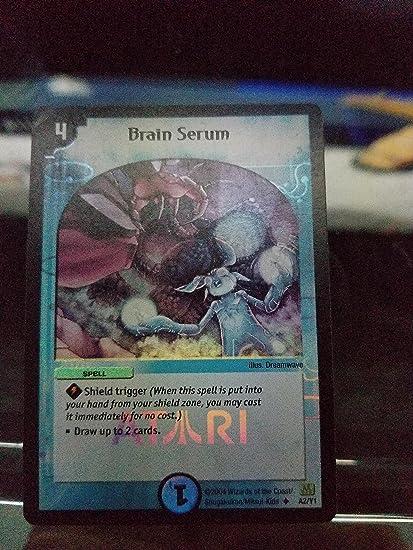 Duel Masters Card Brain Serum