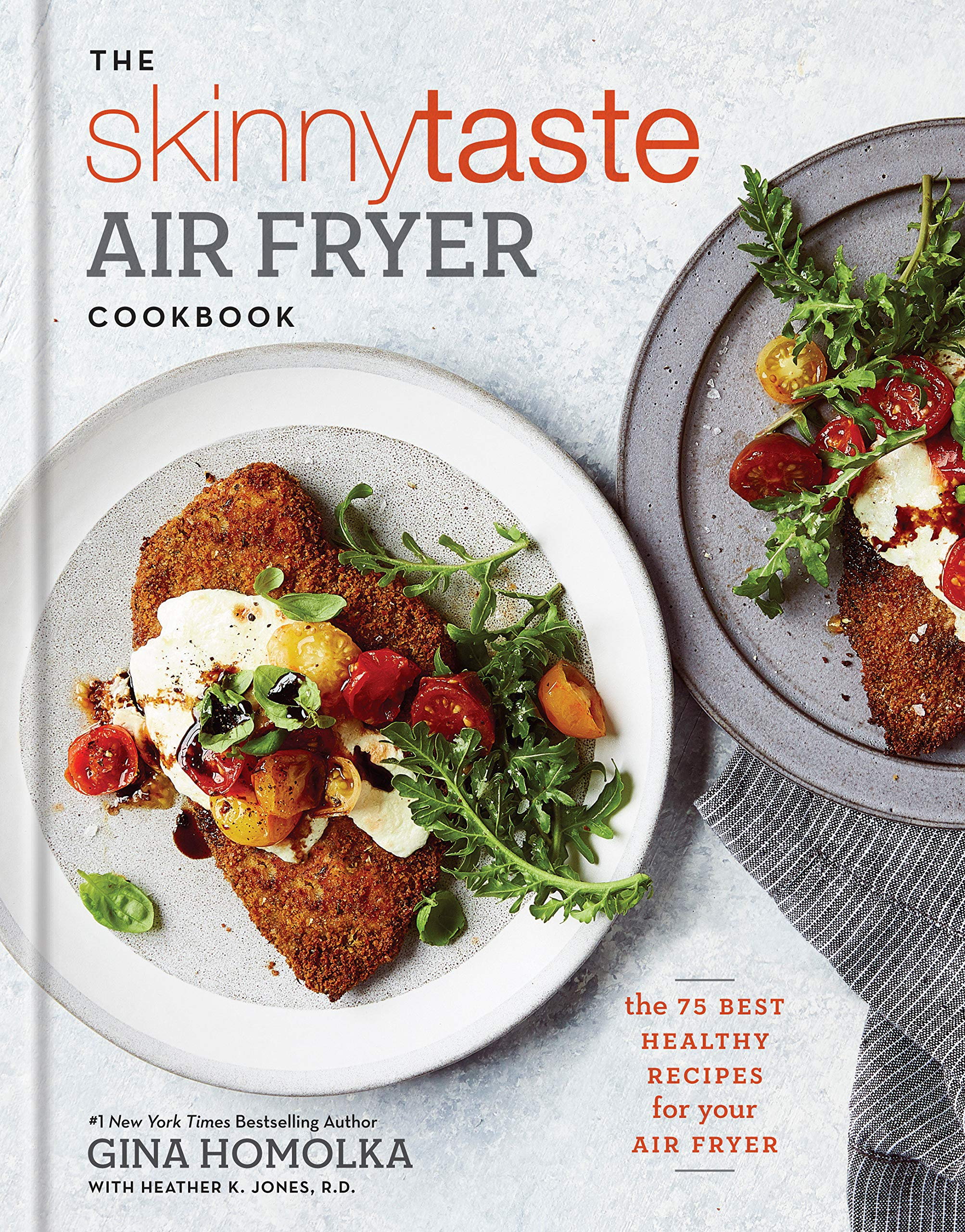 Skinnytaste Air Fryer Cookbook Healthy