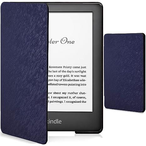 Forefront Cases Smart Funda para Kindle 2019 | Funda Protectora con Cierre Magnético del Amazon Kindle (10.ª generación - Modelo de 2019) | Auto Sueño ...