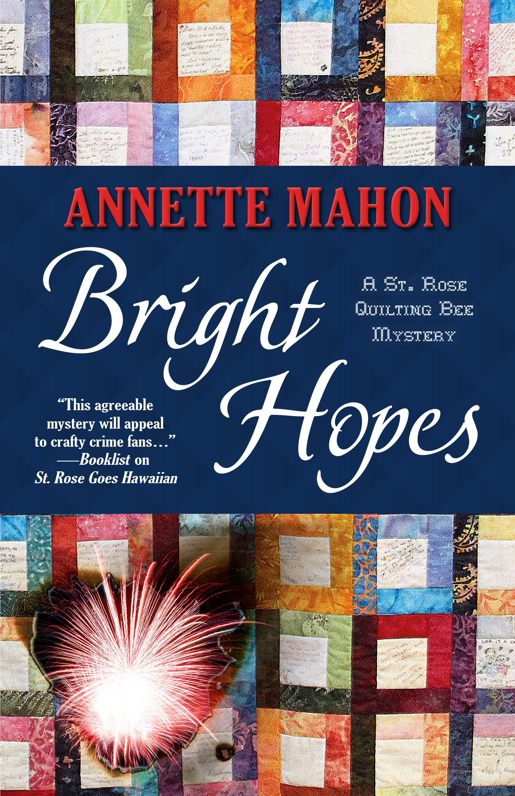 Download Bright Hopes (A St. Rose Quilting Bee Mystery) PDF