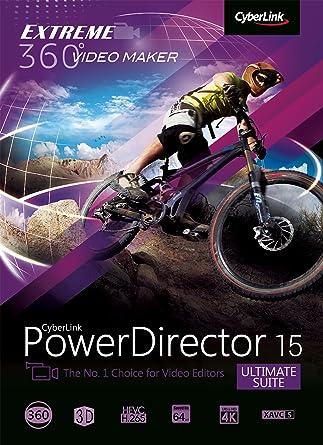 cyberlink powerdirector 15 ultimate full
