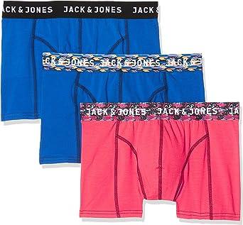 TALLA XL. Jack & Jones Bóxer (Pack de 3) para Hombre