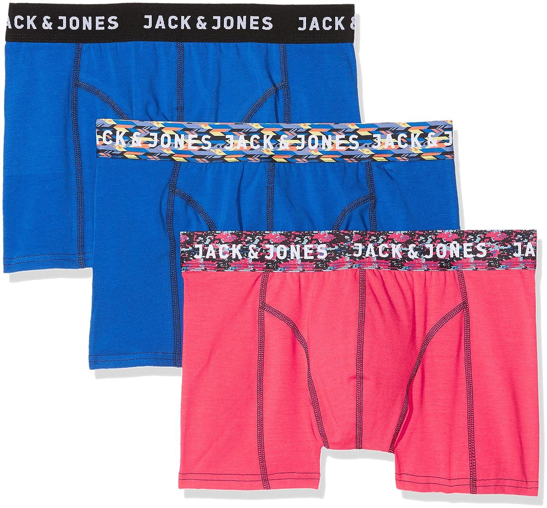 TALLA XL. JACK & JONES Bóxer (Pack de 3 para Hombre