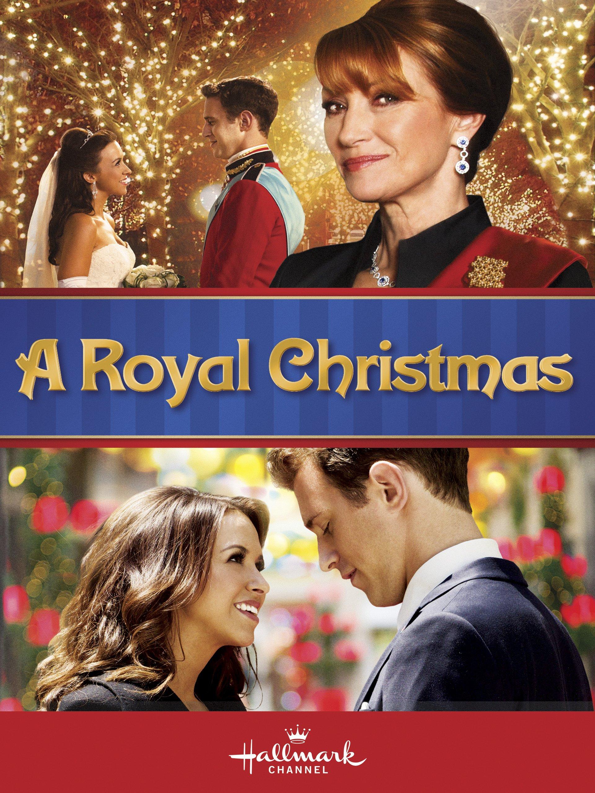 Amazon.com: A Royal Christmas: Lacey Chabert, Stephen Hagan, Jane ...