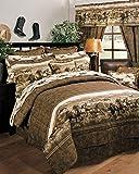 Wild Horses Comforter Set, Queen