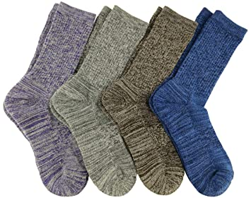 dfd20e8b7 Image Unavailable. Image not available for. Colour  Kirkland Signature  Ladies  Trail Socks Extra Fine Merino Wool ...