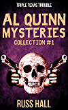 Al Quinn Mysteries: Collection #1