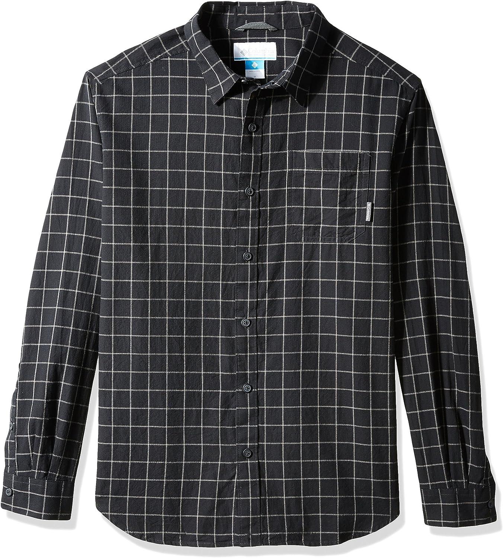 Columbia Mens Vapor Ridge Iii Long Sleeve Shirt