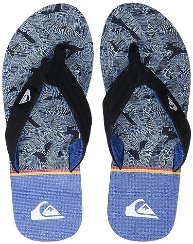 51ee4dcfa097 Amazon.com  Quiksilver Molokai Layback Sandals  Clothing