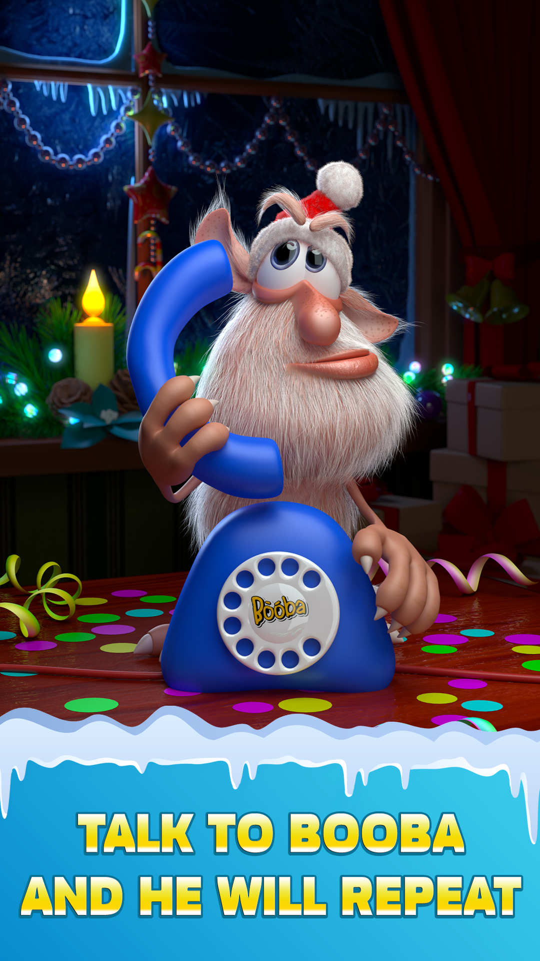 Amazon.com: Talking Booba: Santa's Pet: Appstore for Android