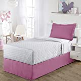Fresh Ideas Kids Twin Bed Skirt - Lux Hotel
