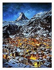 Sonstige Pintoo H2015  John Obrien  Irish Landscape  1200 Piece Plastic Puzzle