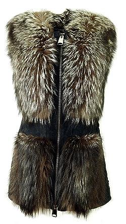 DX-Exclusive wear - Chaleco - para Mujer Schwarz 4e82a2ca67b1