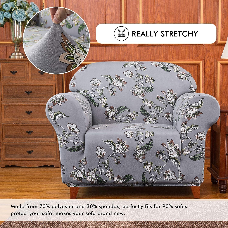 Amazon.com: Subrtex - Funda para sofá (elastano, 1 unidad ...