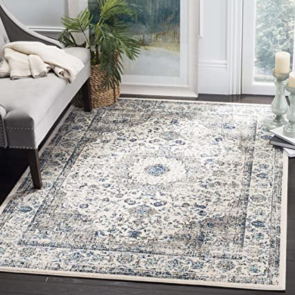 elegance rug machine that mainly a from use area made x scrollwork blue florida cream home rugs is shag polypropylene safavieh