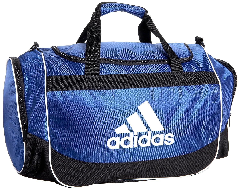84e4167bd2e Amazon.com: adidas Defender Duffel Medium Duffel Bag Cobalt/Black: Clothing