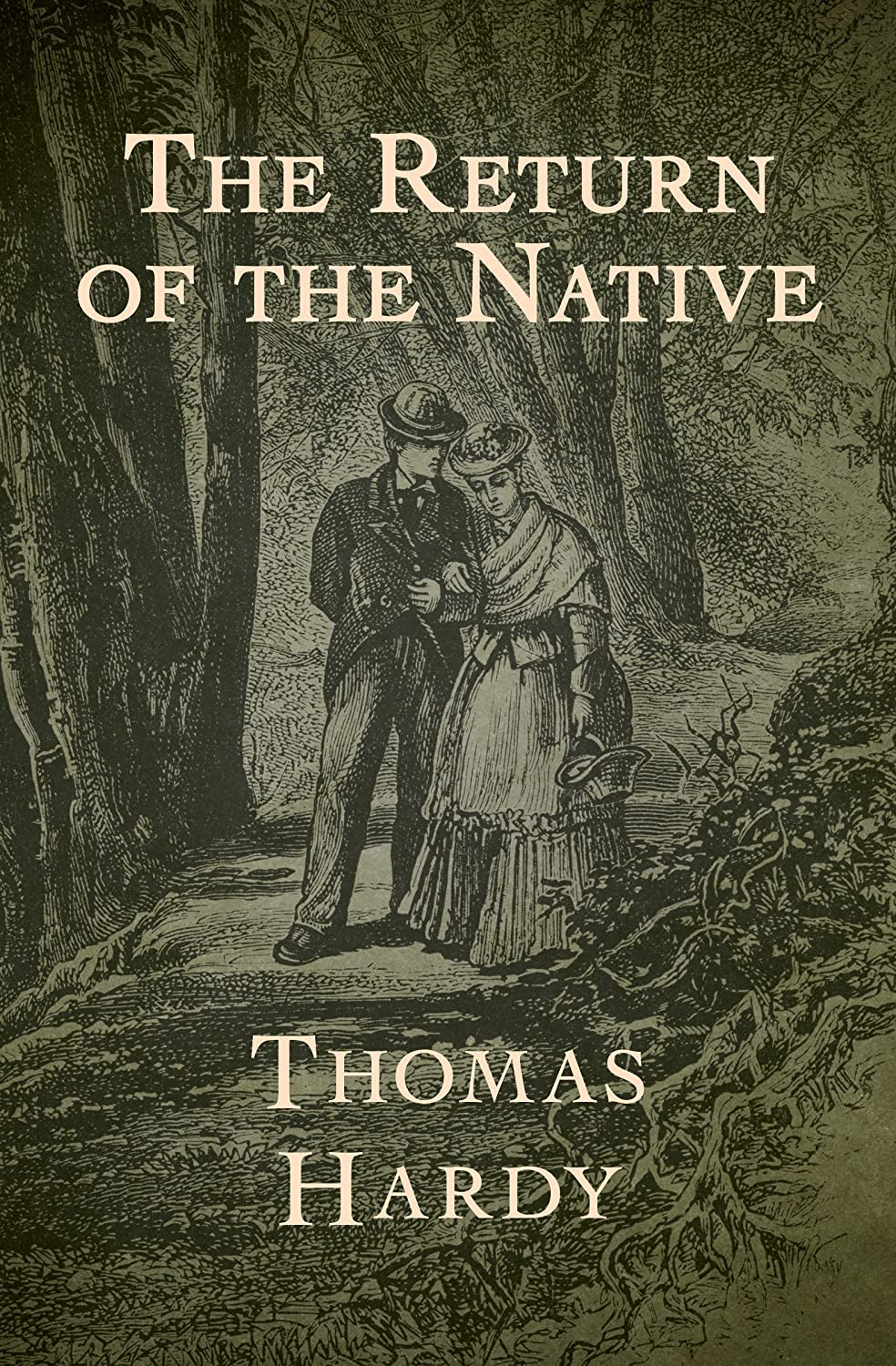 The Return of the Native (English Edition) eBook: Thomas Hardy ...