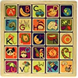 B. Toys 44166-Alphabetic Magnetic Puzzle