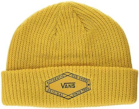 vans mütze gelb