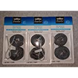 6 Washing Machine Lint Traps Rust Proof Long lasting Essential Everday Brand 3- 2packs with Zip ties!