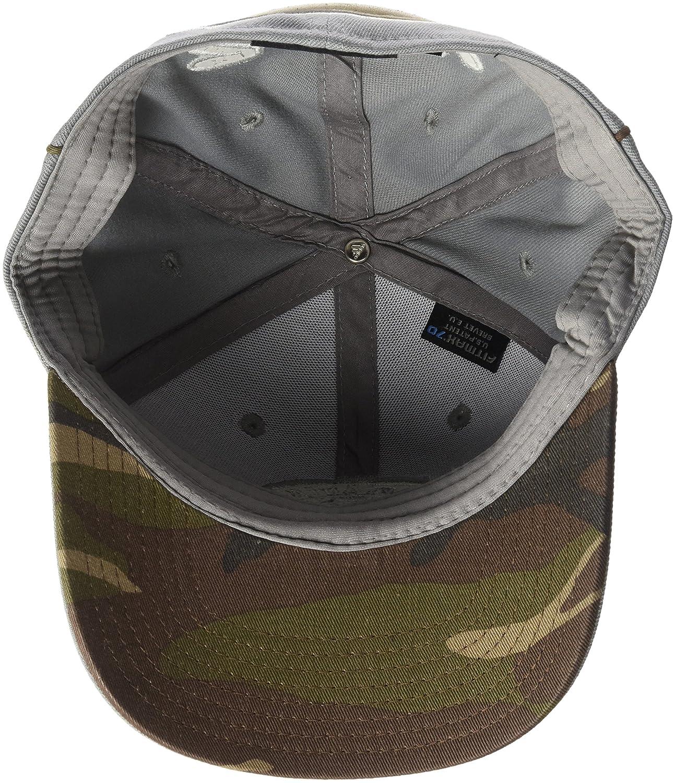 free shipping 084b4 ff2a6 Amazon.com   adidas MLS Mens MLS SP17 Fan Wear Gray Camo Flex Cap   Sports    Outdoors