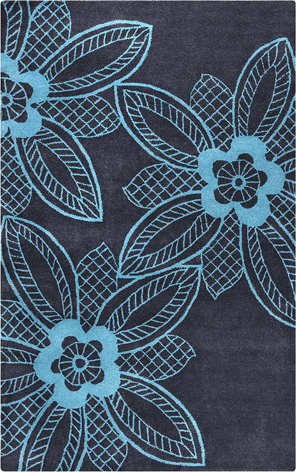 Rizzy Home Bradberry Downs Collection BD8861 Hand-Tufted Area Rug