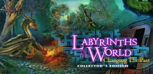 Hidden Objects - Labyrinths of the World: Changing the Past Collector's Edition by Big Fish Games