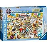 Ravensburger Best of British No.15 - The Supermarket, 1000pc Jigsaw Puzzle