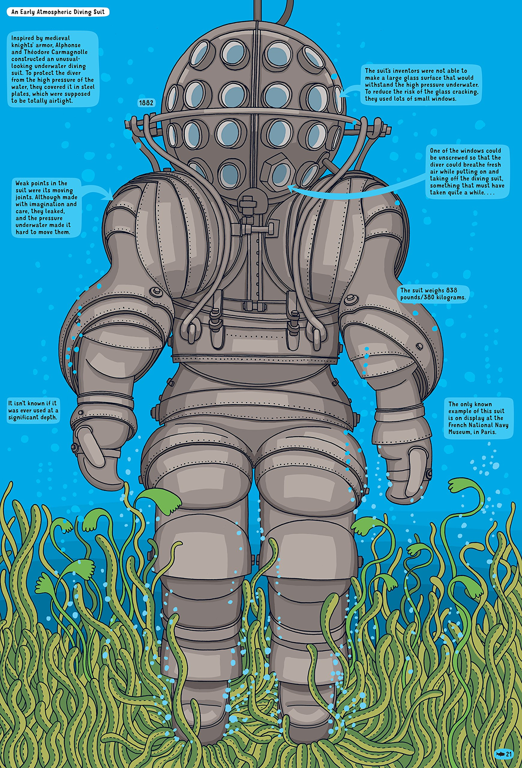 Under Water, Under Earth: Aleksandra Mizielinska, Daniel Mizielinski:  9780763689223: Amazon: Books