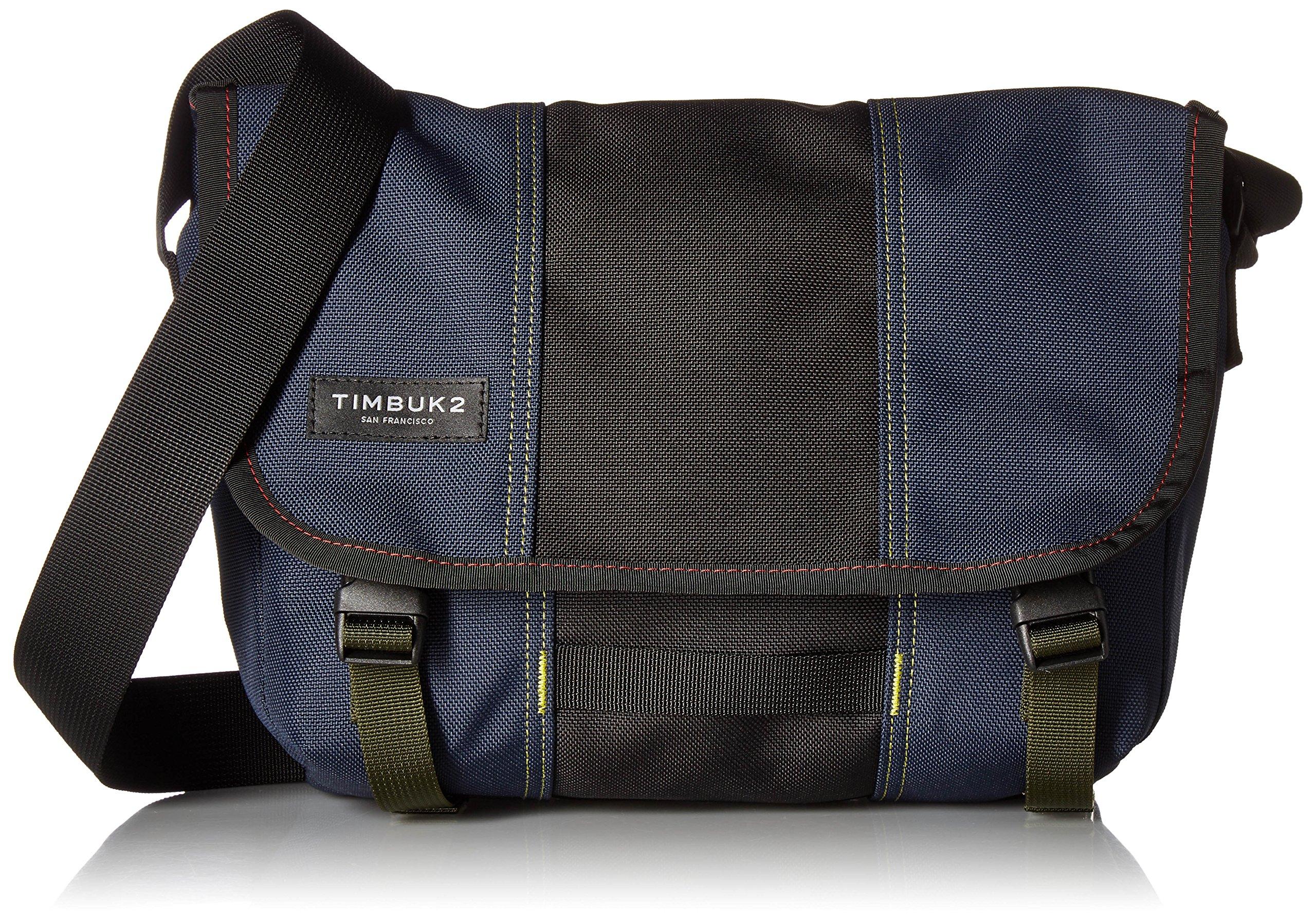 Timbuk2 Classic Messenger Bag, X-Small, Nautical/Bixi