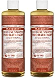 Dr. Bronner's Pure Castile Liquid Soap - 16oz.