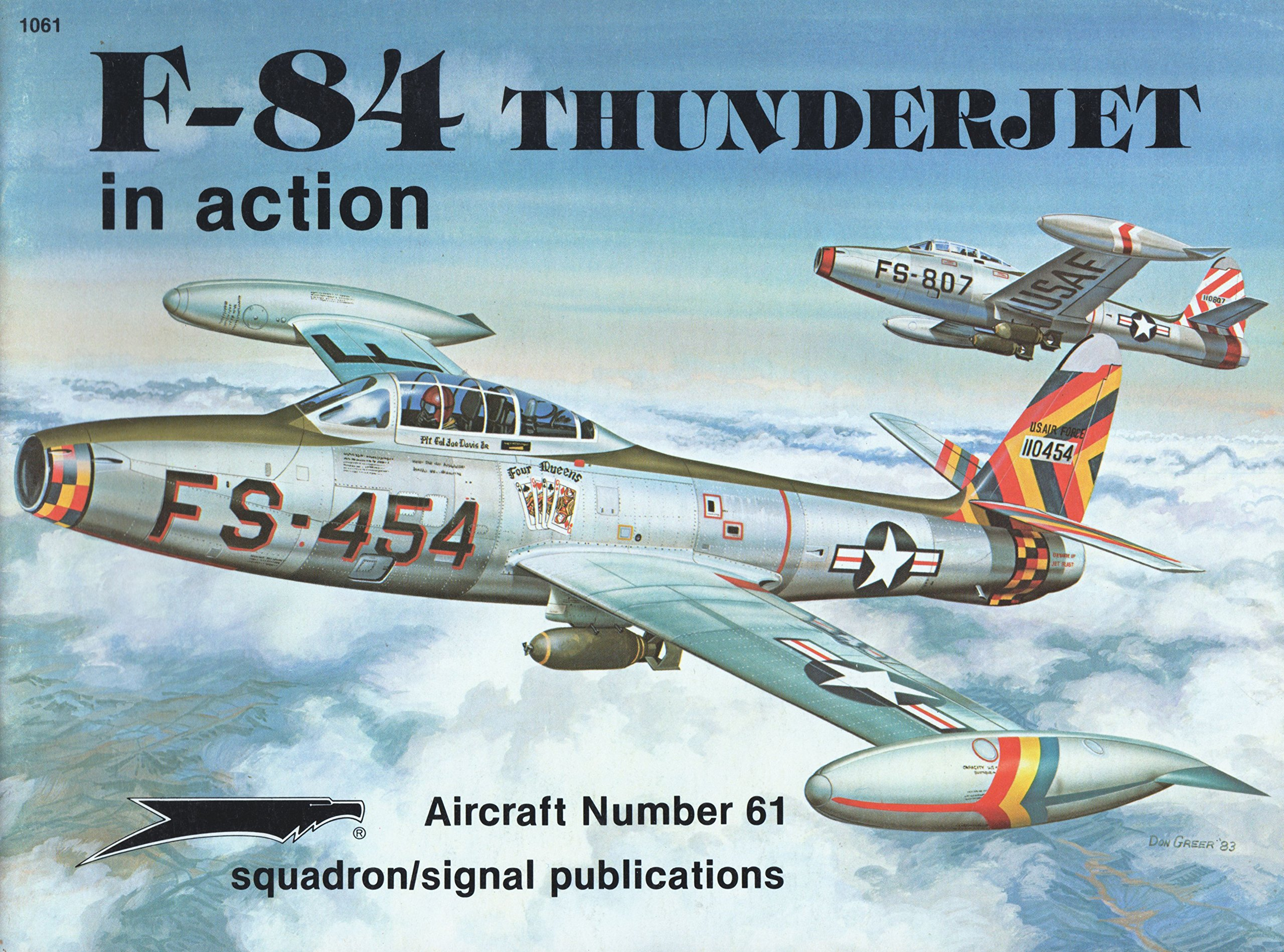 Image result for f84 thunderjet in action