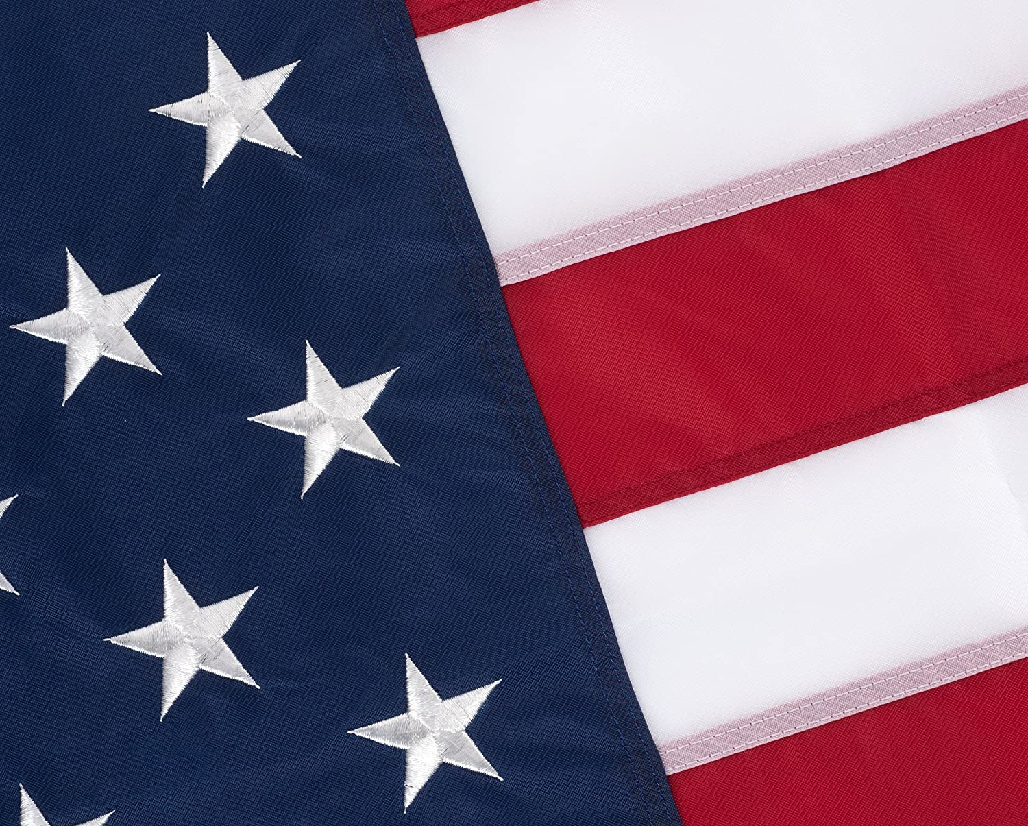 Amazon vet mart american flag embroidered stars and stripes amazon vet mart american flag embroidered stars and stripes 3x5 feet garden outdoor publicscrutiny Choice Image