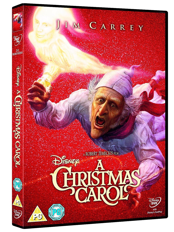 Christmas Carol [DVD]: Amazon.de: DVD & Blu-ray