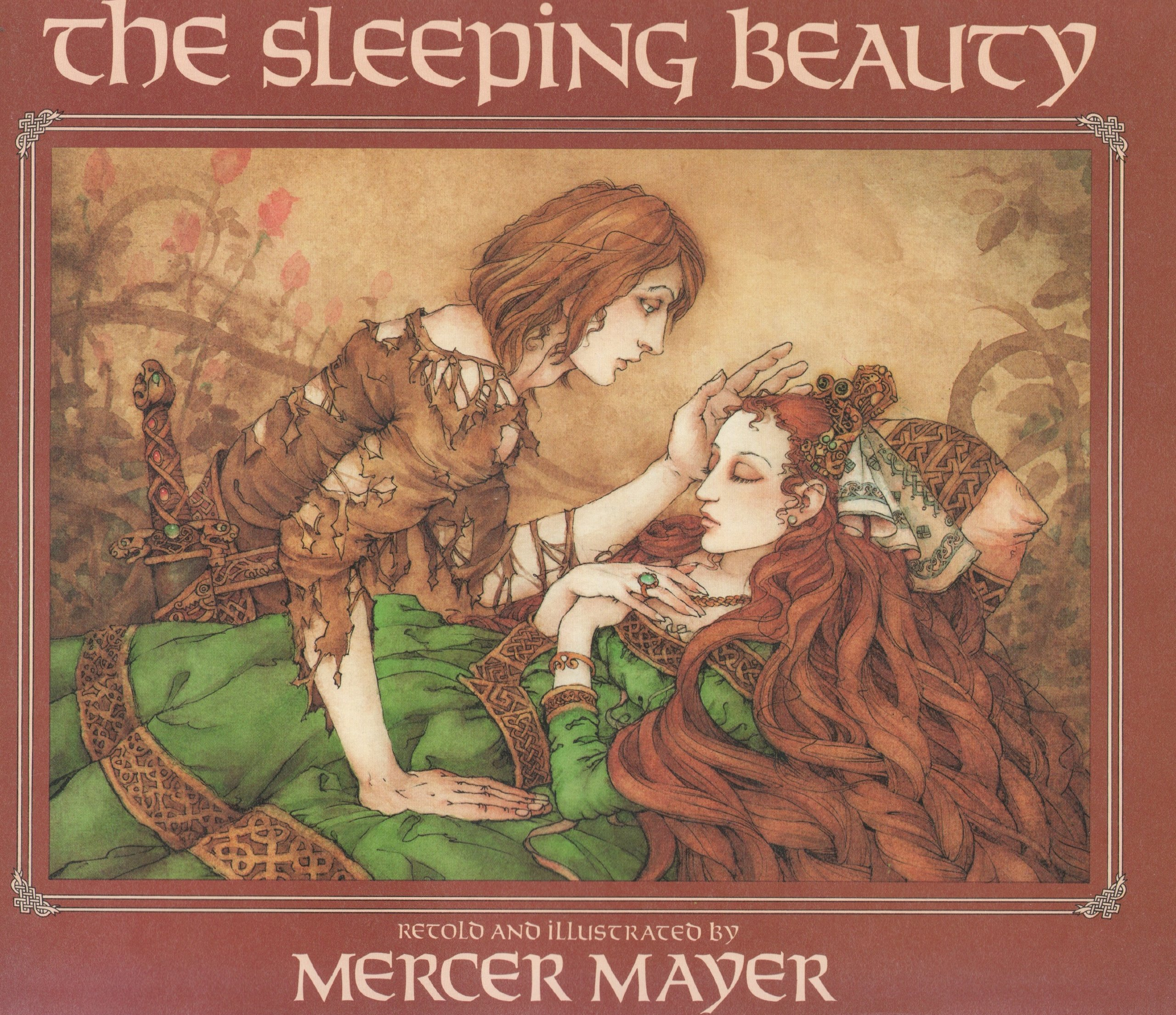 Image result for The sleeping beauty mercer mayer