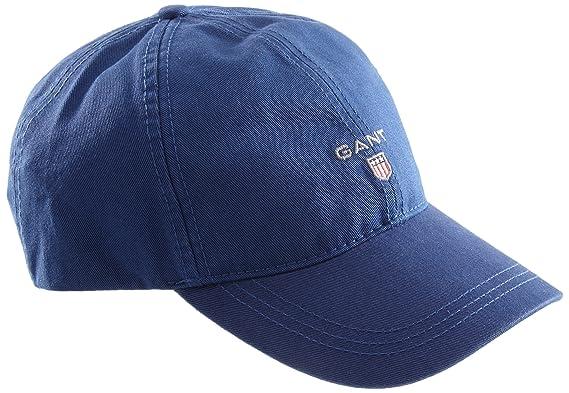 6b6e11fbcff GANT Men s Twill Baseball Cap  Amazon.co.uk  Clothing