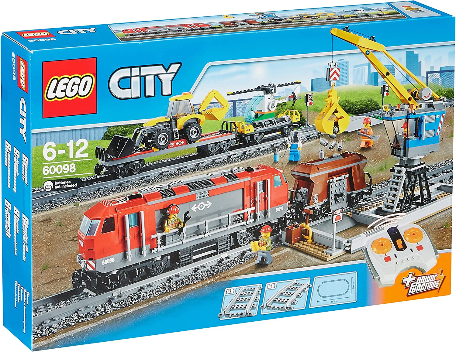 Top 9 Best LEGO Train Sets Reviews in 2020 6
