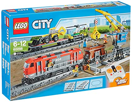 Lego City 60098 Heavy Haul Train