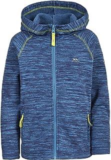 c9629d0af Trespass Kids Buoy Warm Fleece Jacket with Hood 300gsm for Children ...