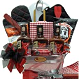 """Delight Expressions """"Fire it Up"""" BBQ Gift Basket - A Great Gift Basket Idea!"""