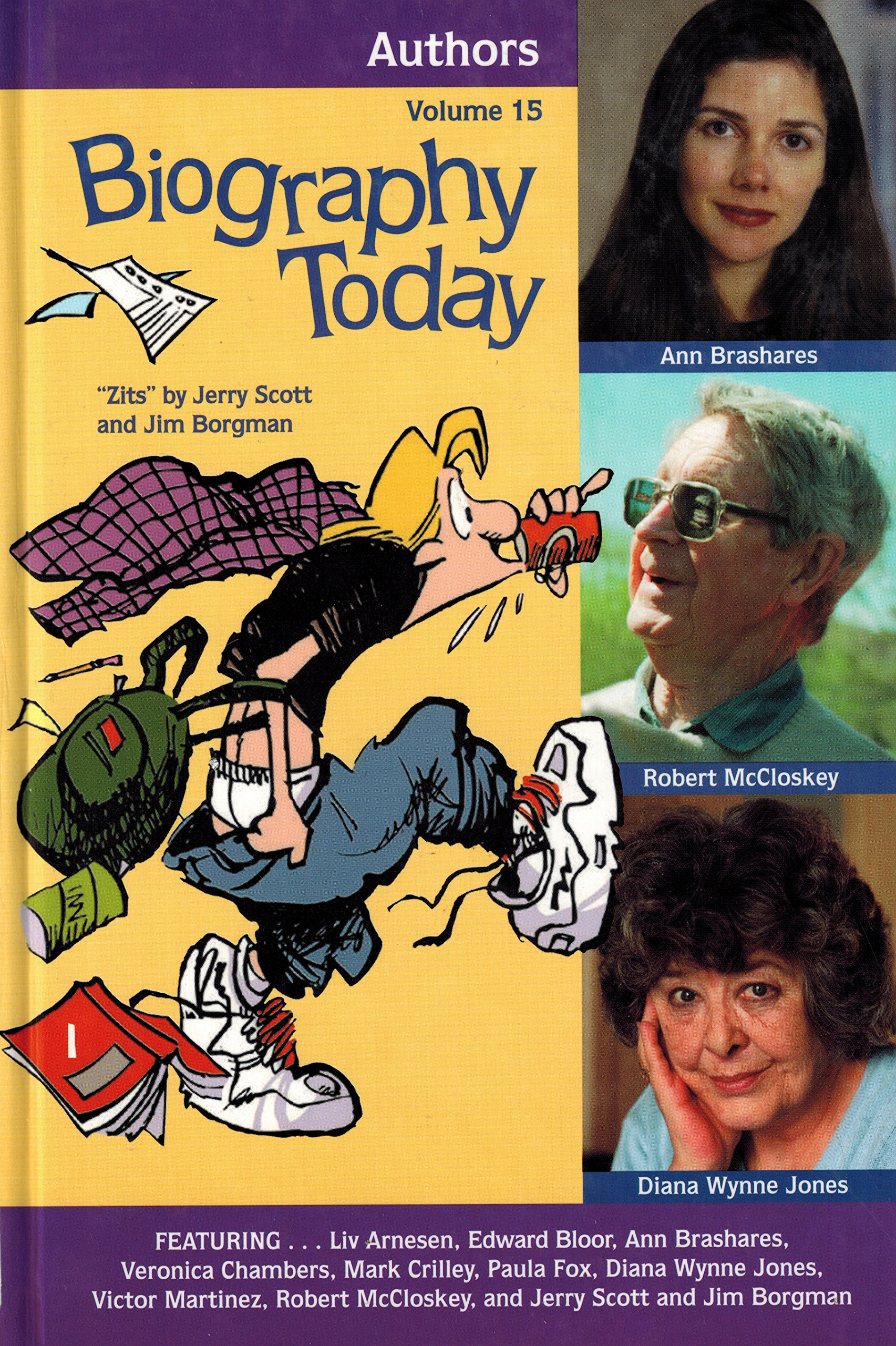 Biography Today Authors: Profiles of People of Interest to Young Readers (Biography Today Author Series) pdf