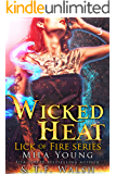 Wicked Heat: A Reverse Harem Paranormal Romance