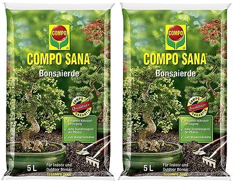 Compo Sana – Bonsai Tierra con 8 semanas abono para Todas Las Habitaciones de y Jardines