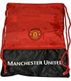 Manchester United Gym Sack Bag Drawstring Backpack Cinch Bag Authentic Official NEW 2015