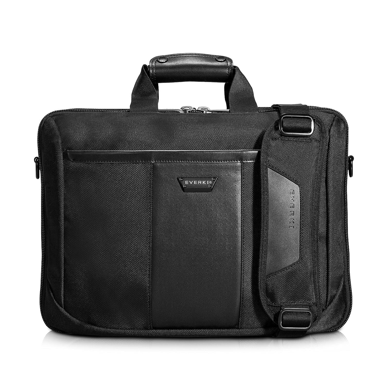 Everki Versa Premium Checkpoint Friendly Laptop Bag-Briefcase, Fits upto 17.3-Inch (EKB427BK17)